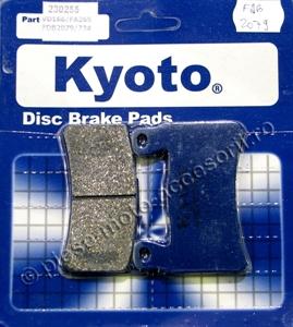 Picture of Placute frana moto FDB2079 - KYOTO FA265