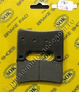 Picture of Placute frana moto FDB2204 - SOK LD447