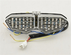 Picture of Lampa stop moto cu led Yamaha R6 (2003-2005) clar