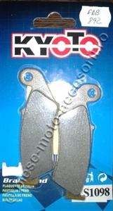 Picture of Placute frana moto FDB8926 - KYOTO S1098