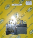Picture of Placute frana moto FDB889 - LD232