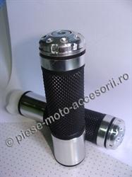 Picture of Mansoane moto argintii