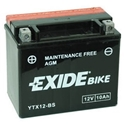 Picture of Baterie | acumulator moto YTX12-BS EXIDE
