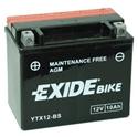Imaginea Baterie | acumulator moto YTX12-BS EXIDE