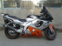 Picture of Yamaha YZF 600R Thundercat