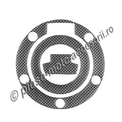 Picture of Protectie buson rezervor moto Yamaha - imitatie carbon